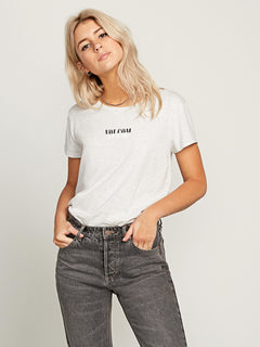 Easy Babe Rad 2 Tee In MISSING Front View