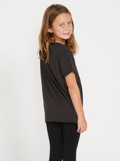 Big Girls Last Party Tee - Black (B35419Y0_BLK) [B]