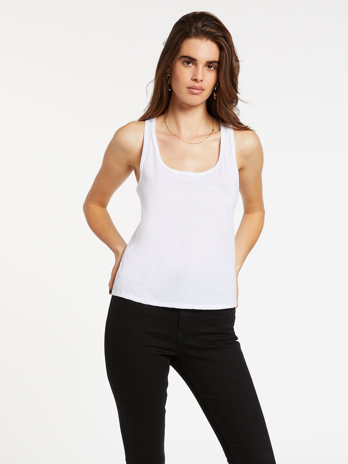 One Of Each Tank - White (B4512002_WHT) [F]
