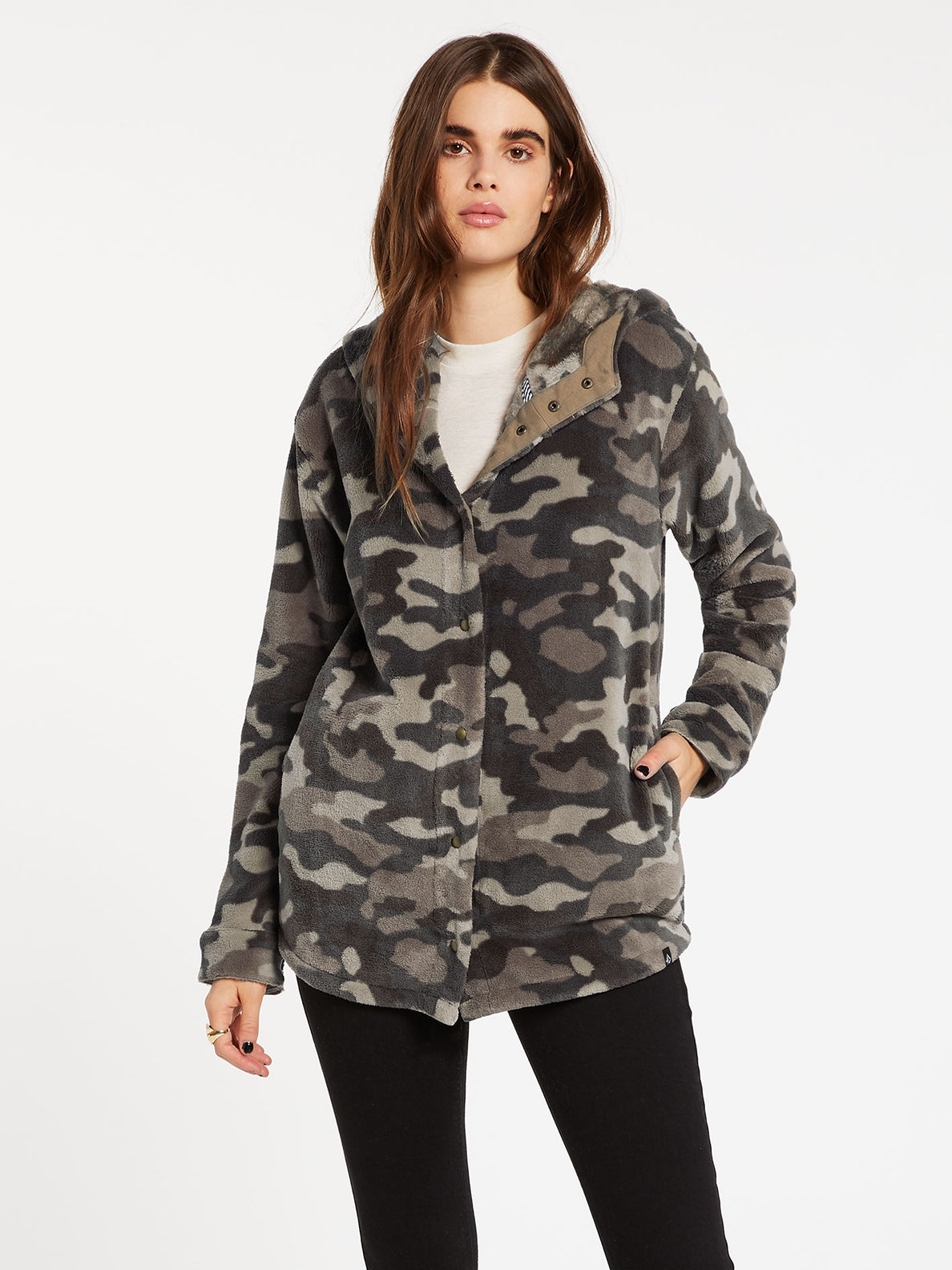 Under Wrapz Jacket - Camouflage (B4832000_CAM) [F]