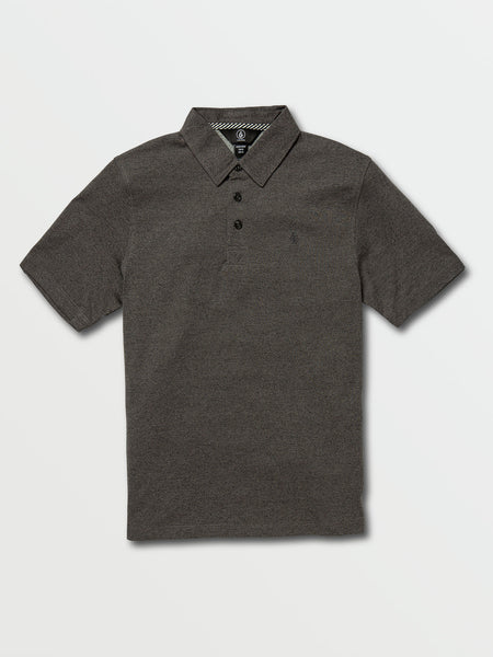 Big Boys Wowzer Polo - Stealth