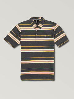 Big Boys Wowzer Stripe Polo