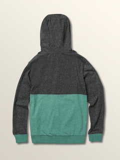 Big Boys Wowzer Colorblock Zip Hoodie