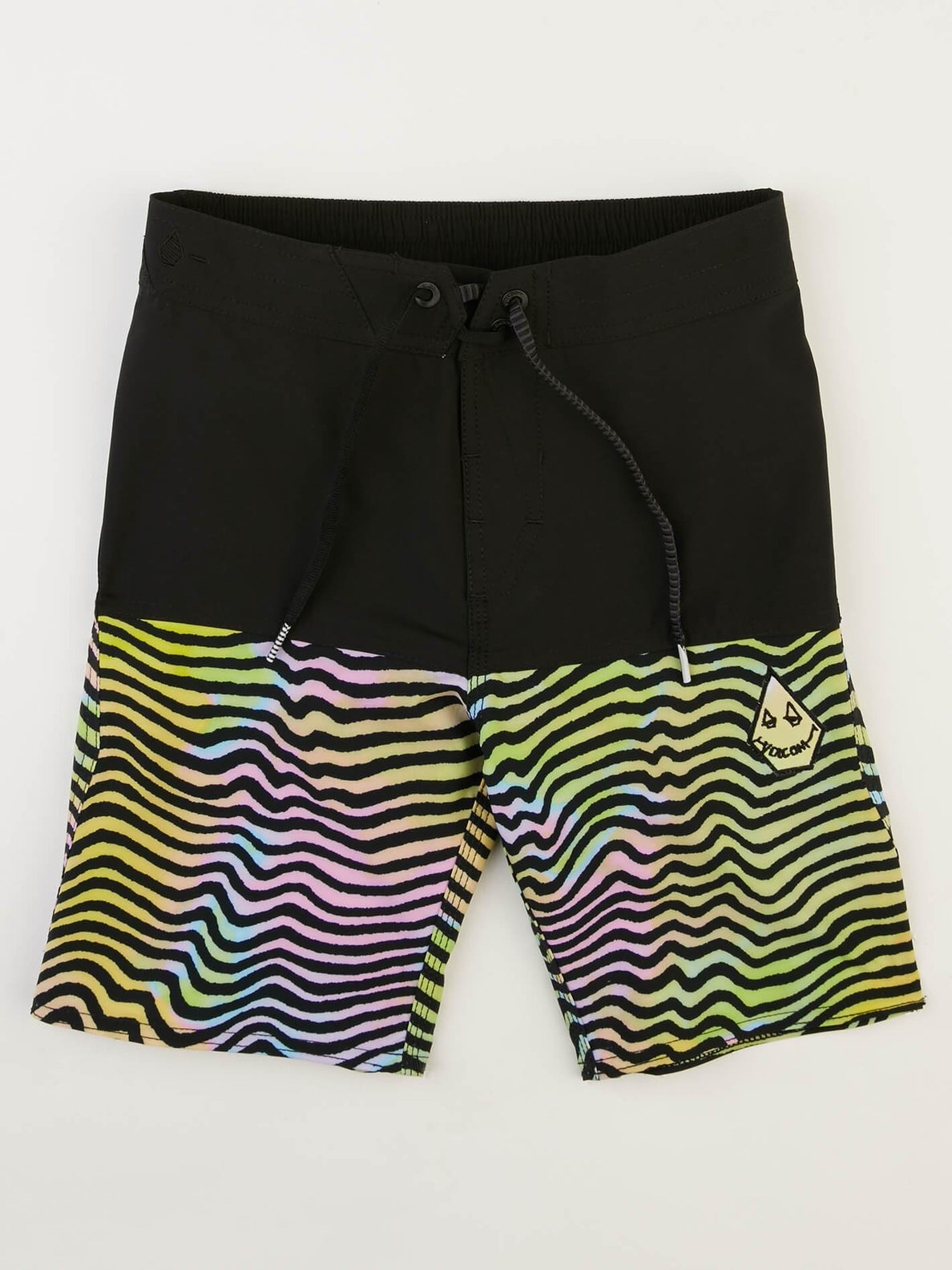 37cc05316a9 Big Boys Vibes Elastic Boardshorts In Multi, ...
