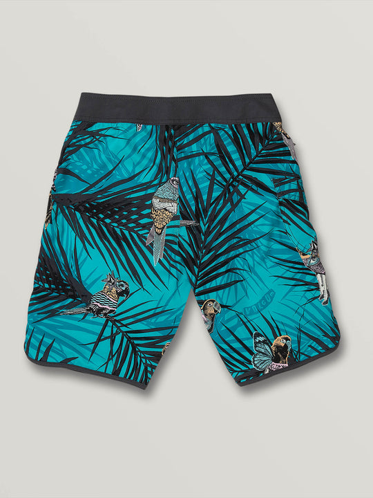 Big Boys Parrot Mod-Tech Trunks - Chlorine (C0831904_CHL) [B]