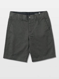 Big Boys Vmonty Shorts - Charcoal Heather
