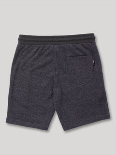 Big Boys Neven Shorts - Black (C1022001_BLK) [B]