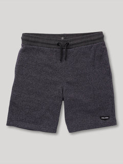 Big Boys Neven Shorts - Black (C1022001_BLK) [F]