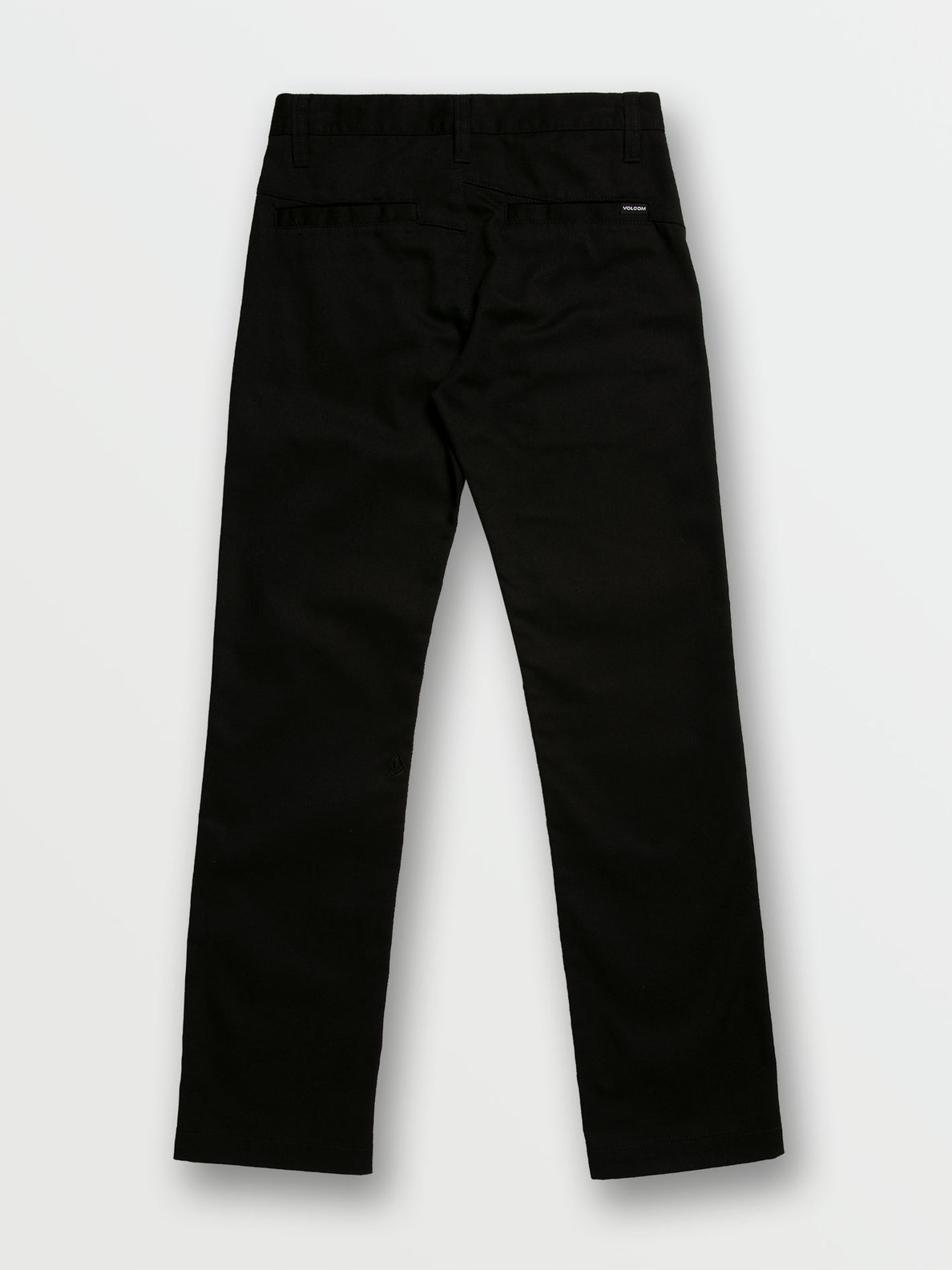 Big Boys V2monty Pants - Black (C1101903_BLK2) [B]