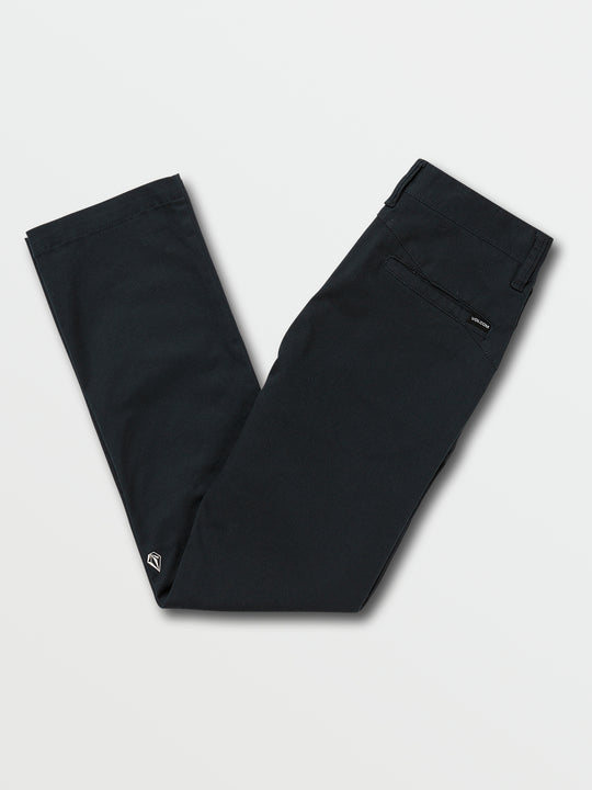 Big Boys Frickin Modern Stretch Chino Pants - Dark Navy (C1111601_DNV) [B]
