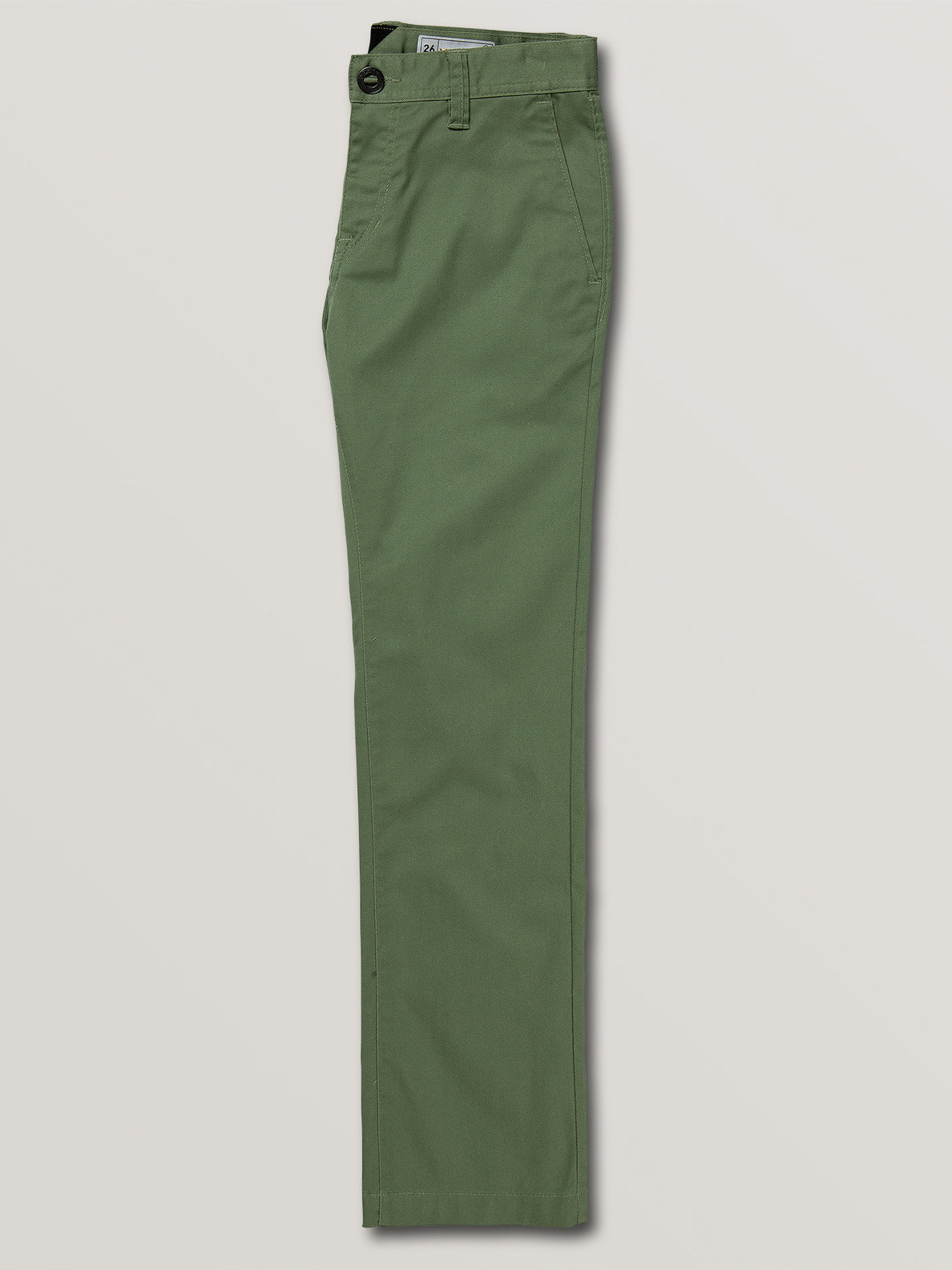 Big Boys Frickin Modern Stretch Chino Pants In Faded Army, Alternate View