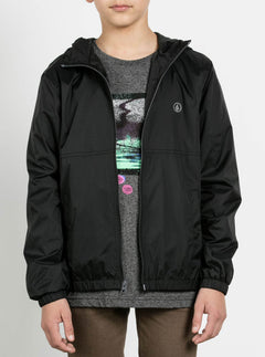 Big Boys Ermont Jacket In Black, Alternate View