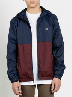 Big Boys Ermont Jacket In Indigo, Alternate View