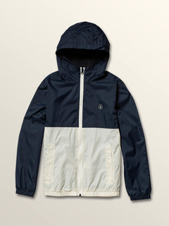 Big Boys Ermont Jacket In Melindigo, Front View