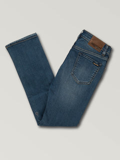 Big Boys Vorta Slim Fit Jeans - Dust Bowl Indigo (C1931501_DBL) [B]