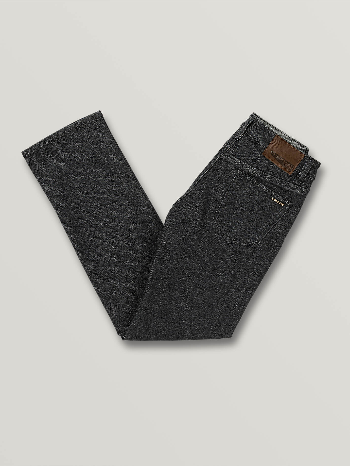 Volcom Big Boys Vorta Youth Jeans