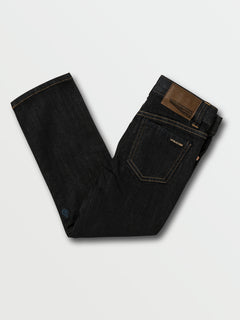 Big Boys Vorta Slim Fit Jeans - Rinse (C1931501_RNS) [B]