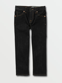Big Boys Vorta Slim Fit Jeans - Rinse (C1931501_RNS) [F]