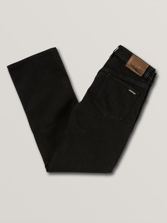 Big Boys Kinkade Regular Fit Jeans In Blackout, Back View