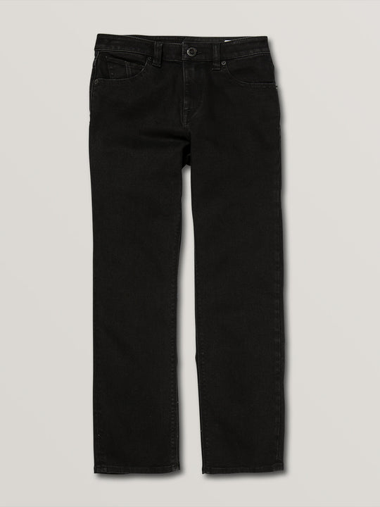 Big Boys Kinkade Regular Fit Jeans In Blackout, Front View