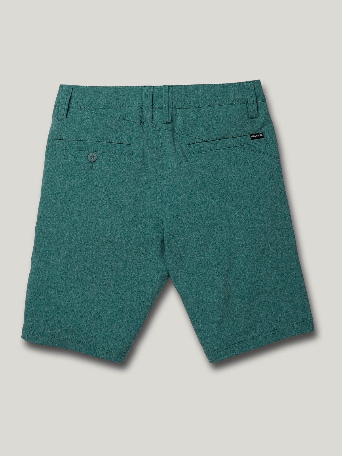 Big Boys Frickin Surf N' Turf Static Hybrid Shorts - Hydro Blue (C3212031_HYD) [B]