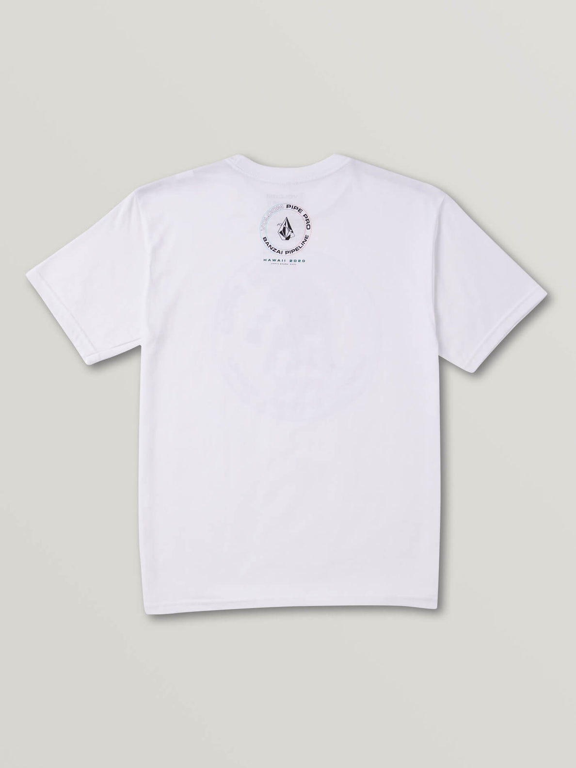Big Boys Vpp Crest Short Sleeve Tee - White