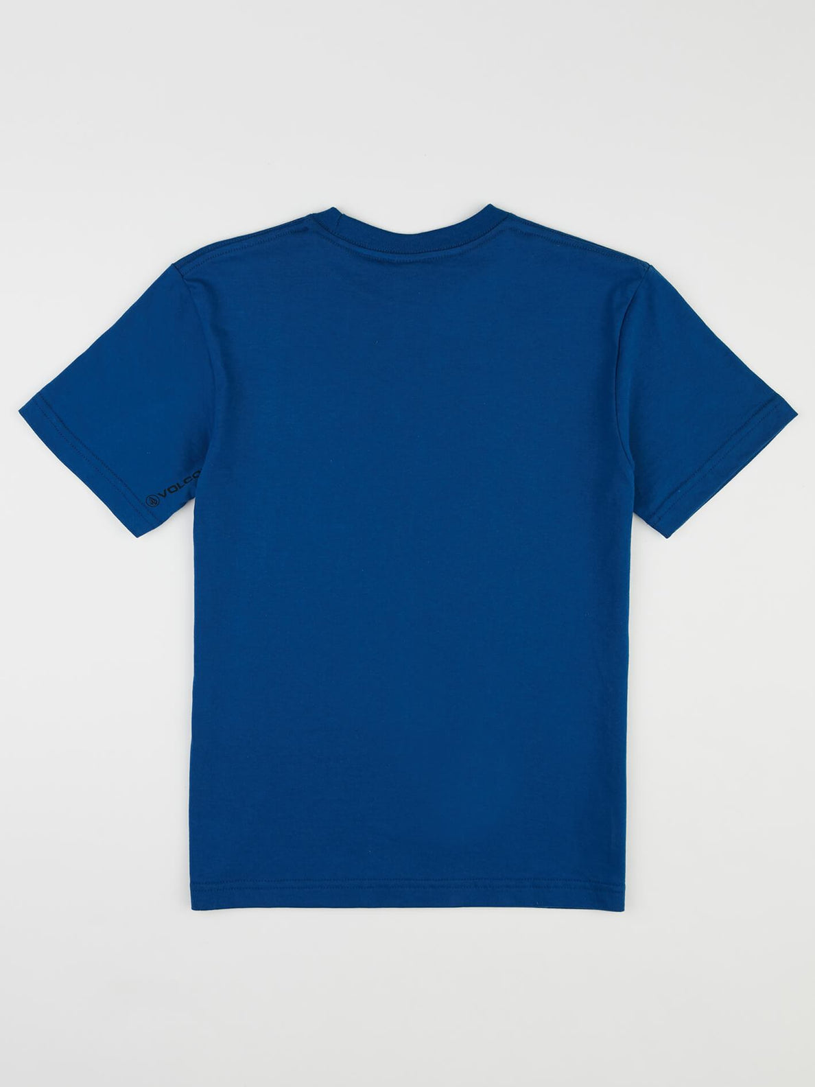 Big Boys Jolly Rebel Tee In Camper Blue, Back View