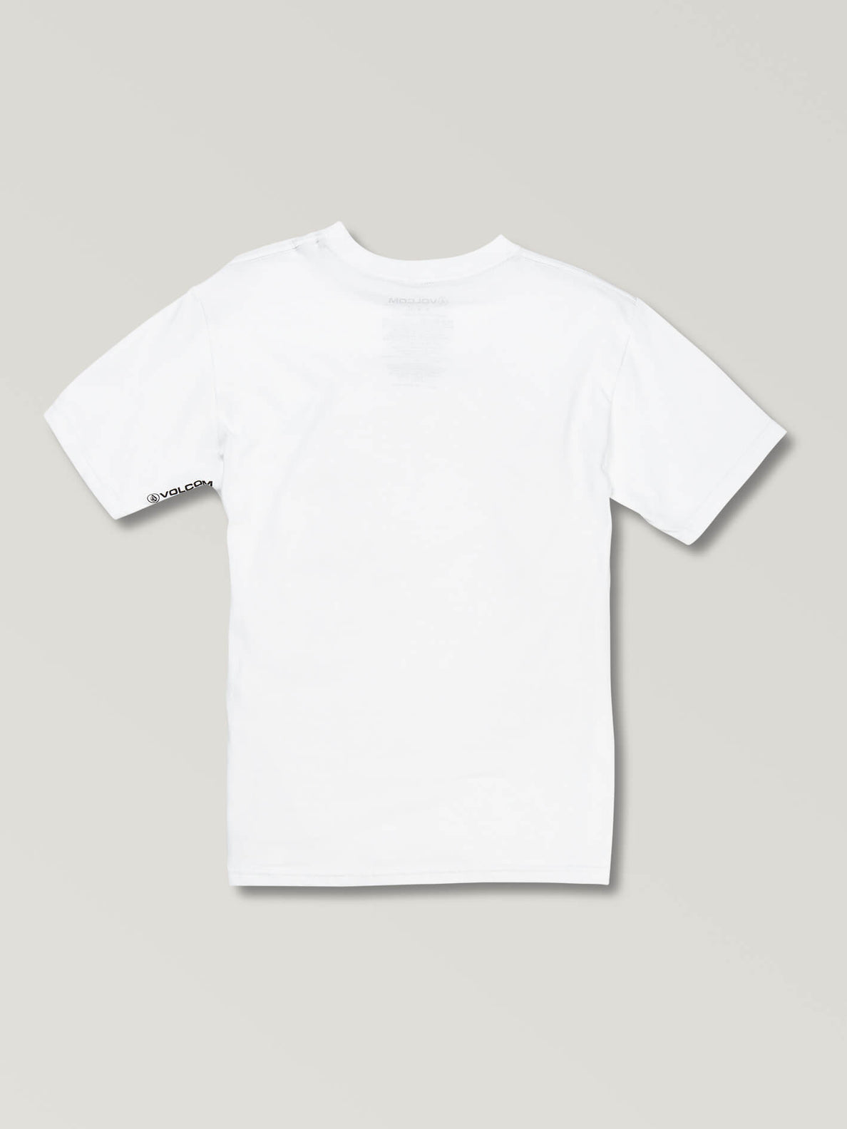 Deadly Stone Short Sleeve Tee Youth - White