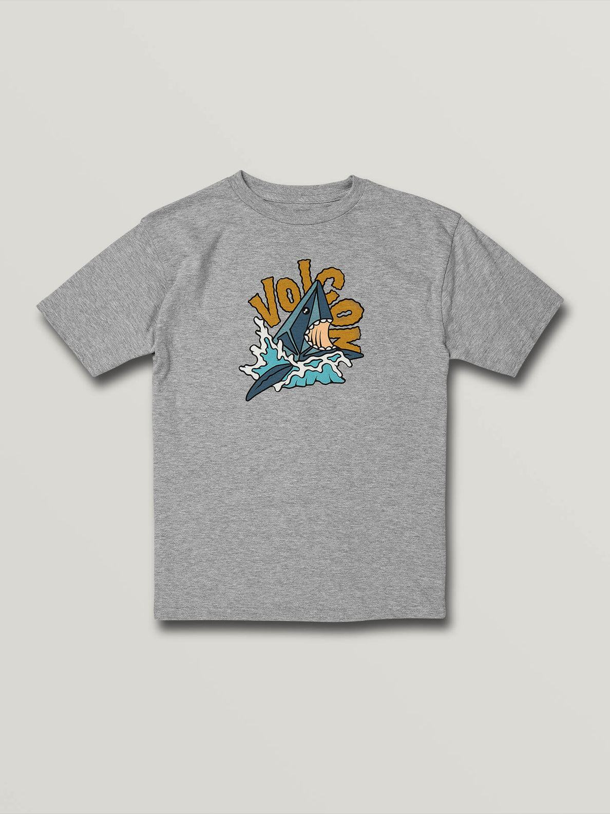 SHARKISH S/S T YOUTH (C3512031_ATH) [F]