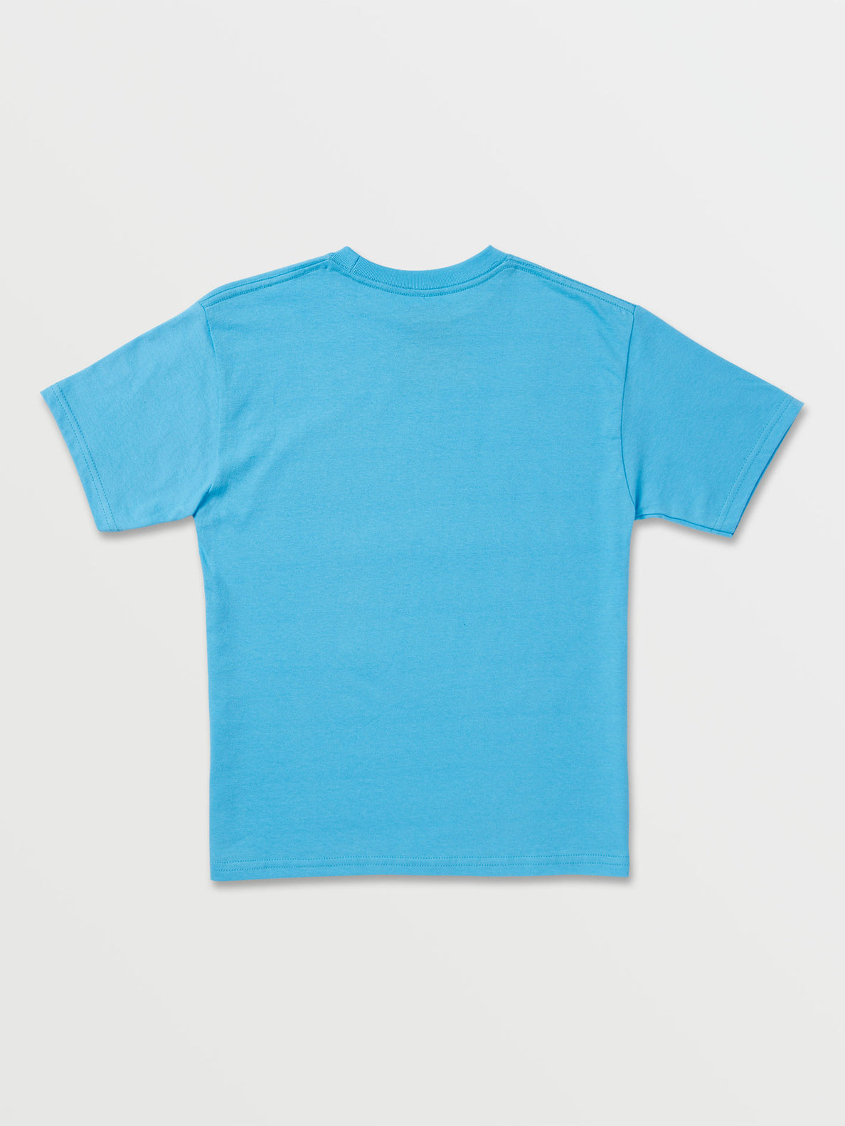 Big Boys Luxate Short Sleeve Tee - Aqua (C3532031_AQU) [B]
