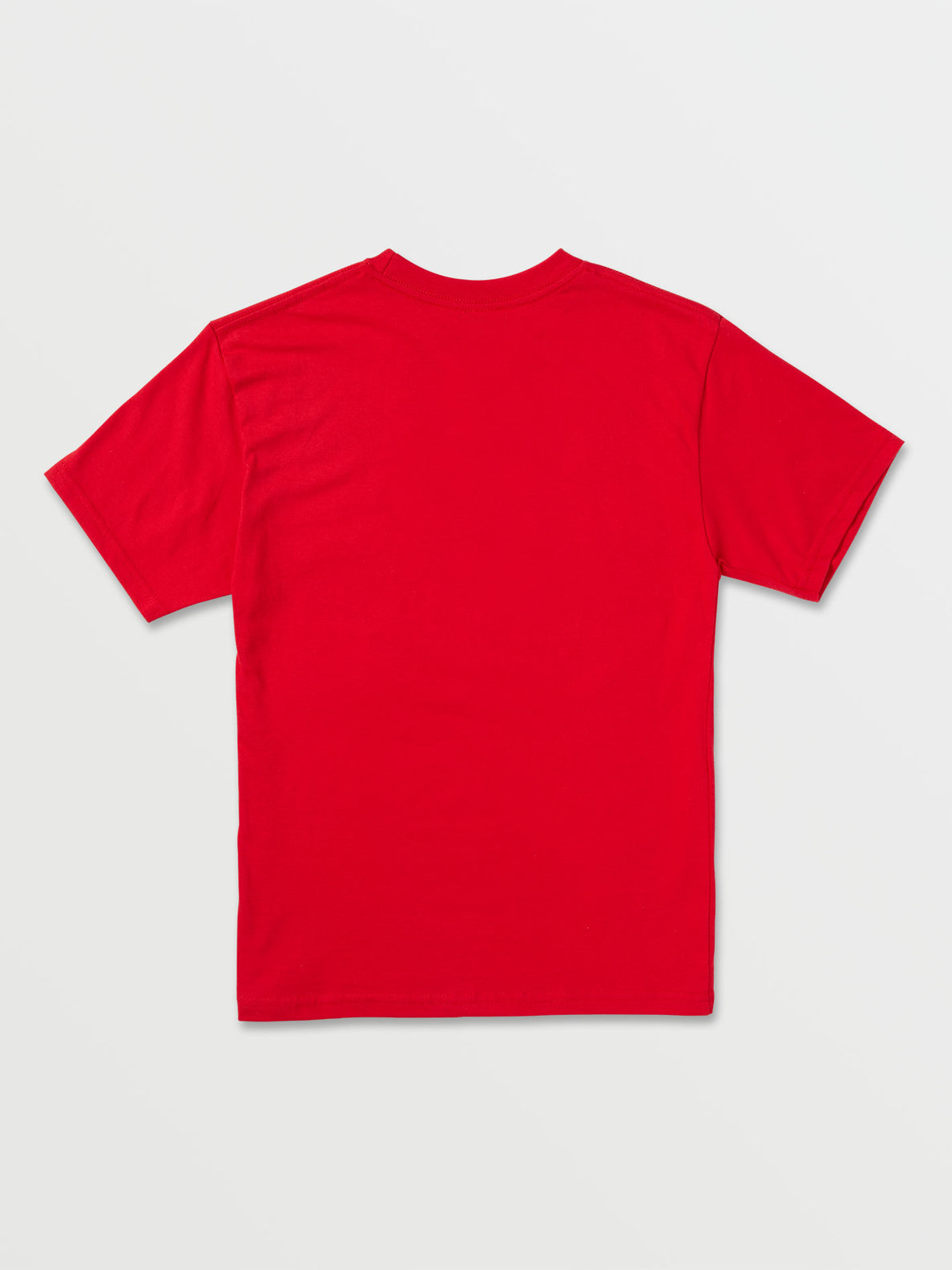 Big Boys Blast It Short Sleeve Tee - Fiery Red (C3532032_FRY) [B]
