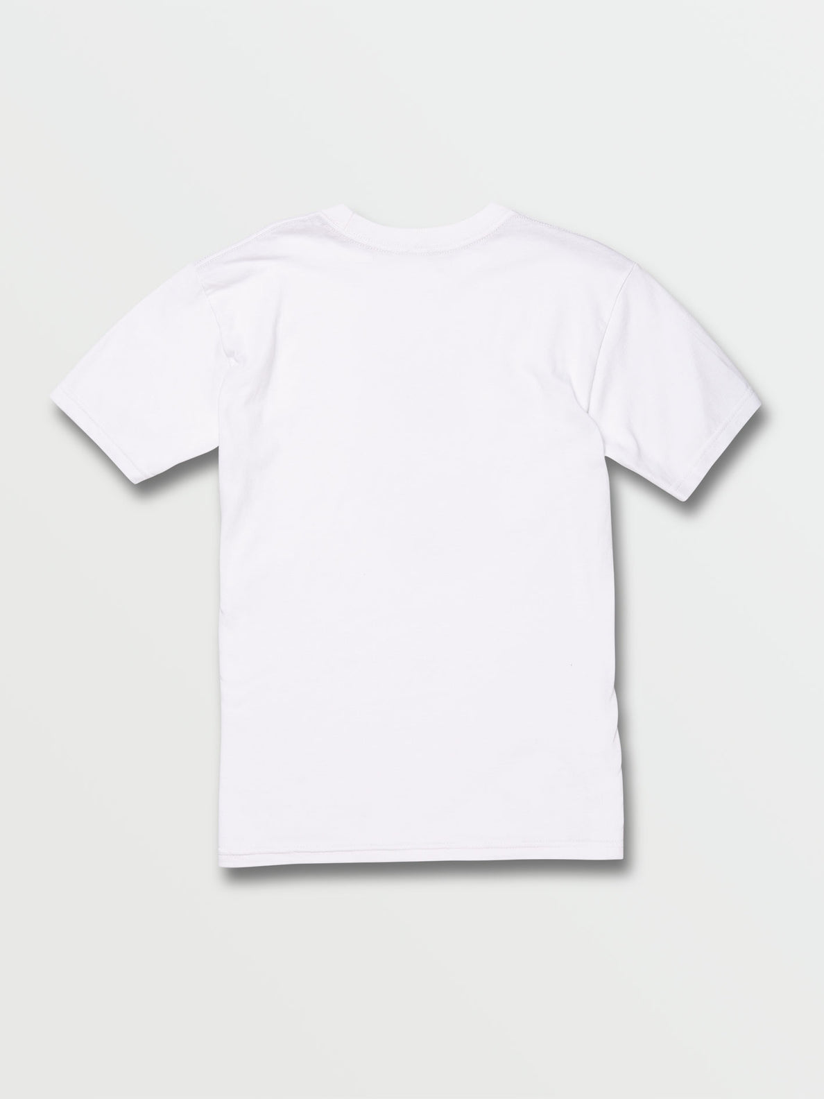 Big Boys Descant Short Sleeve Tee - White (C3532034_WHT) [B]