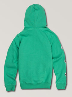 Big Boys Deadly Stones Pullover Hoodie - Wintergreen