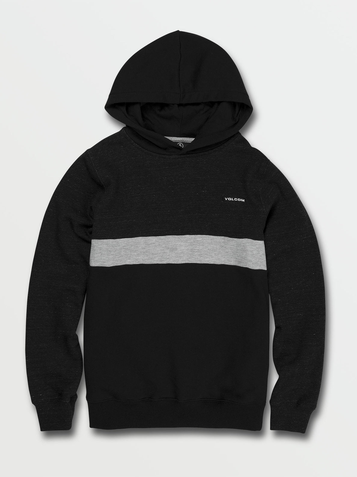 Big Boys Single Stone Division Pullover - Black (C4132007_BLK) [F]