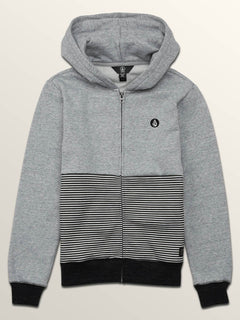 Big Boys Threezy Zip Hoodie