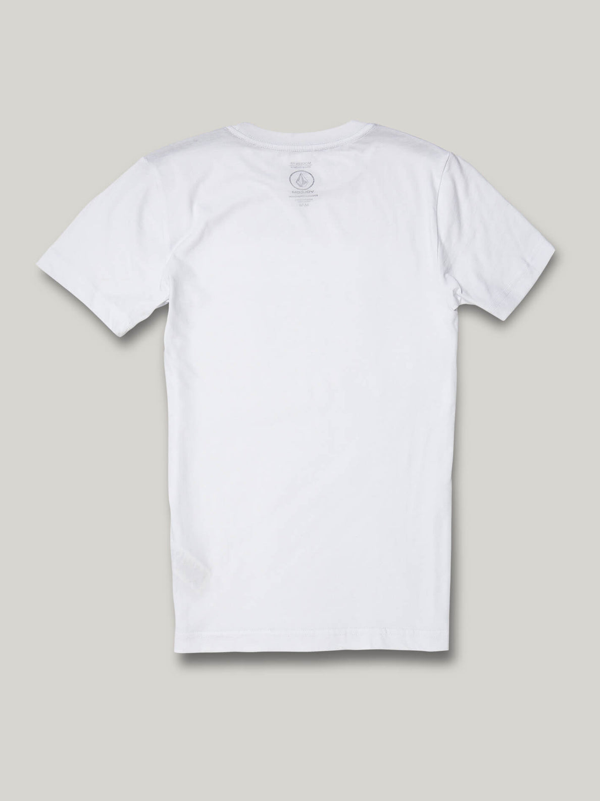 Big Boys Expel Short Sleeve Tee - White (C5722001_WHT) [B]