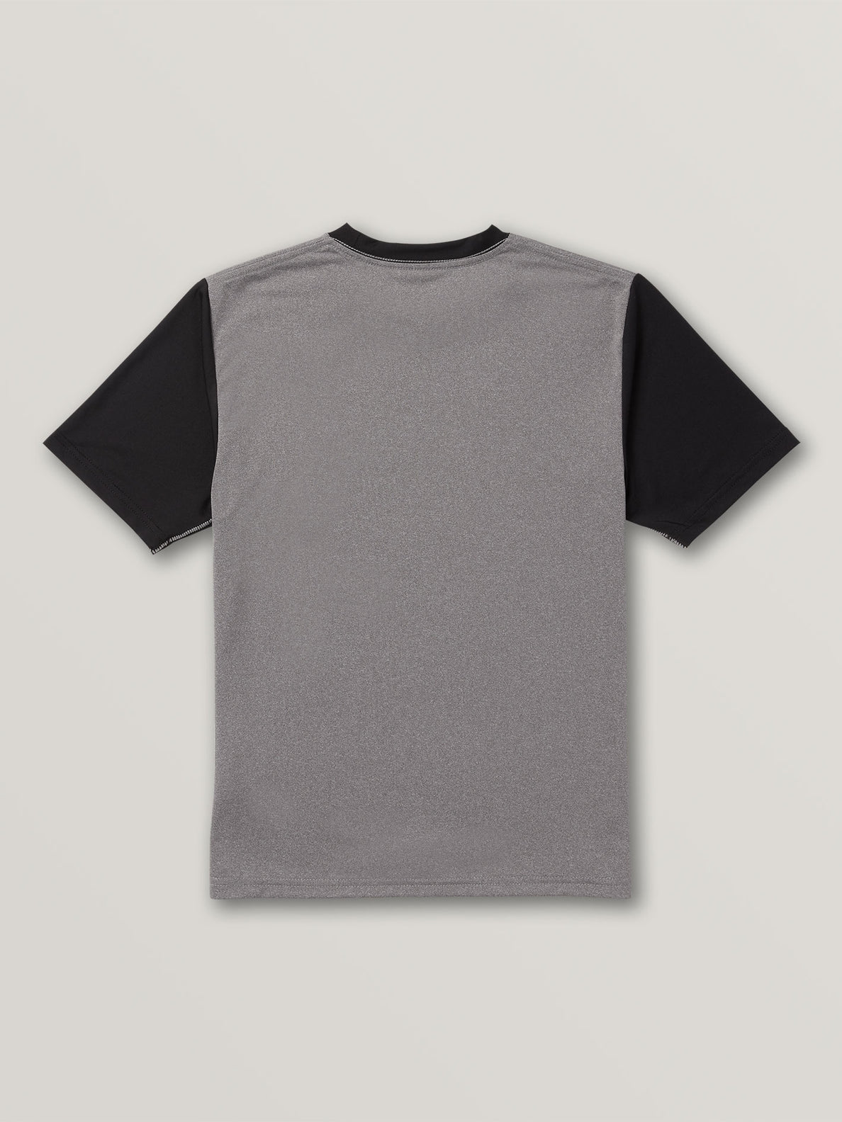 Big Boys Rhodes Short Sleeve Rashguard - Grey