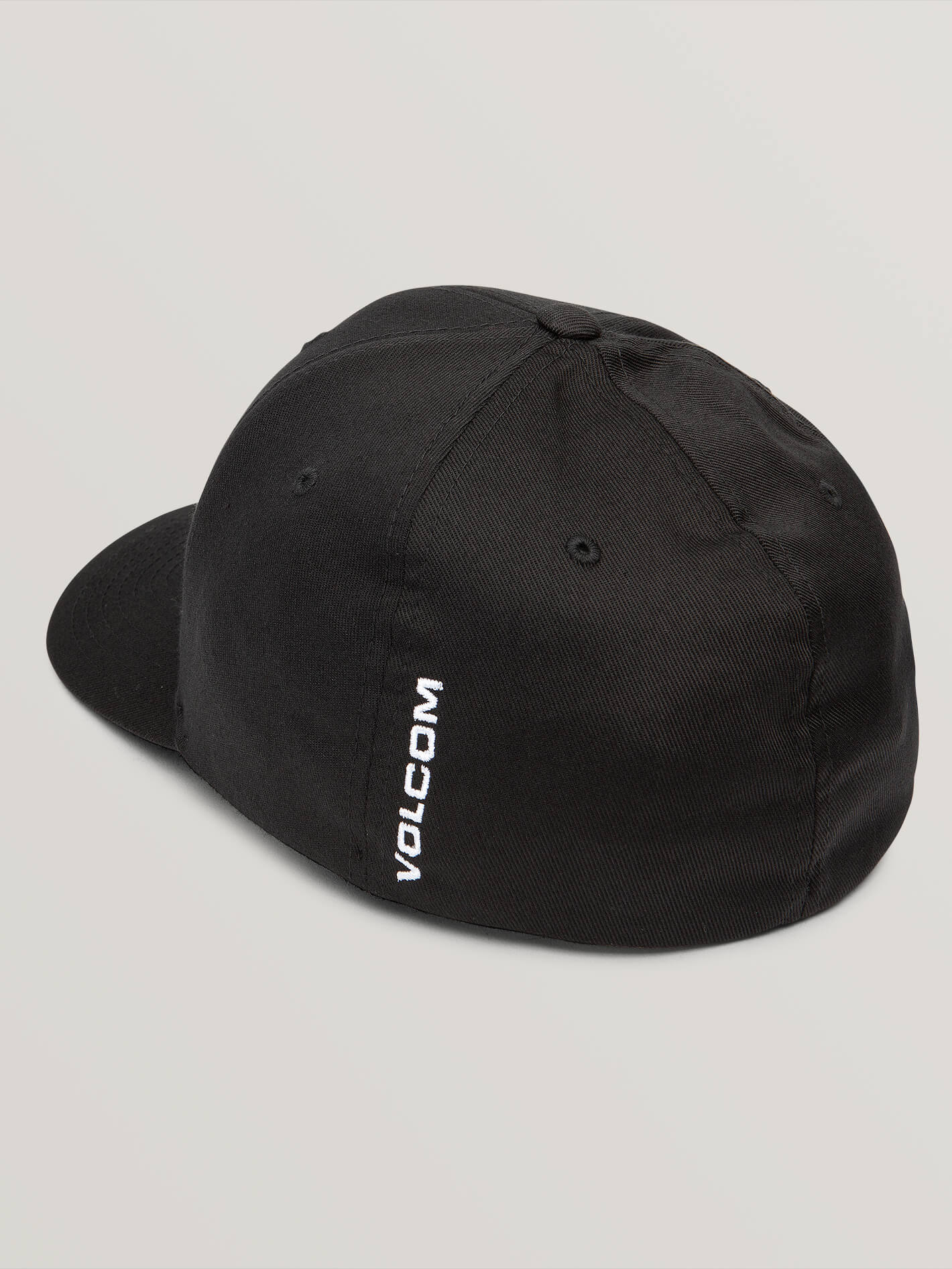 382f1a9a36da13 Full Stone XFit Hat - Black in BLACK - Alternative View