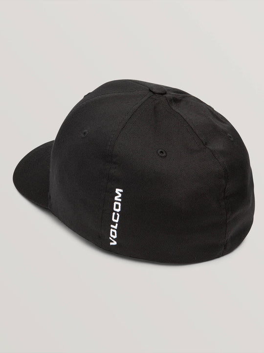 Full Stone Xfit Hat In Black, Alternate View