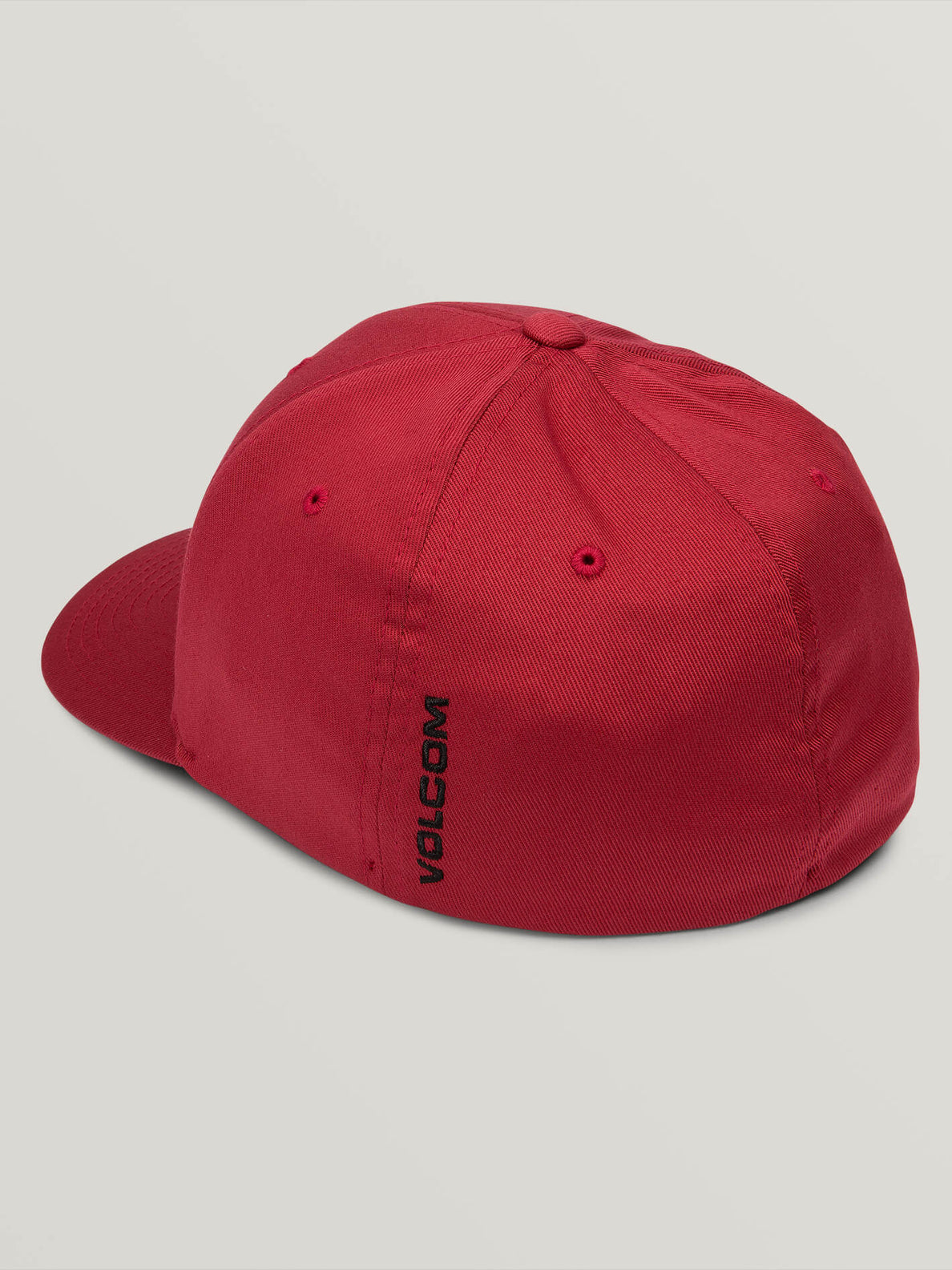 Full Stone Xfit Hat In Burgundy, Alternate View