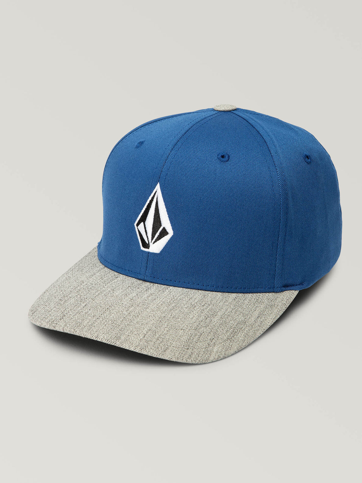 Full Stone Xfit Hat In Coastal Blue, Front View