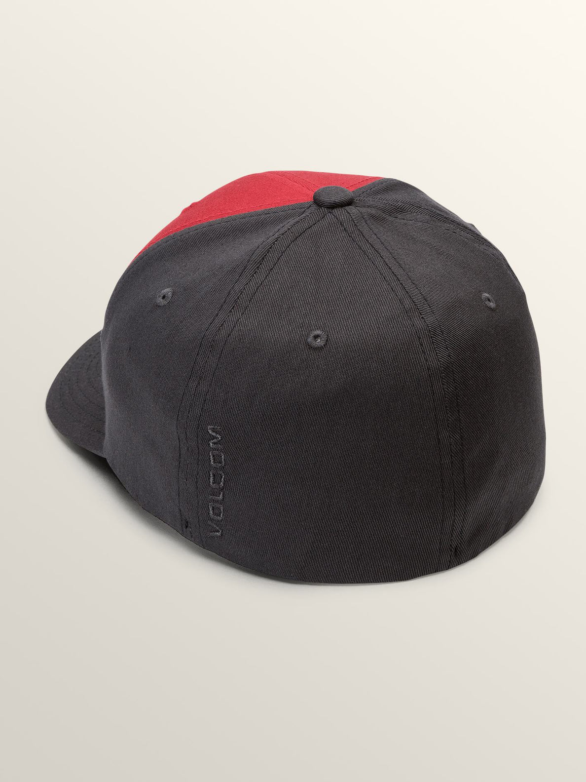 Full Stone Xfit Hat In Engine Red, Alternate View