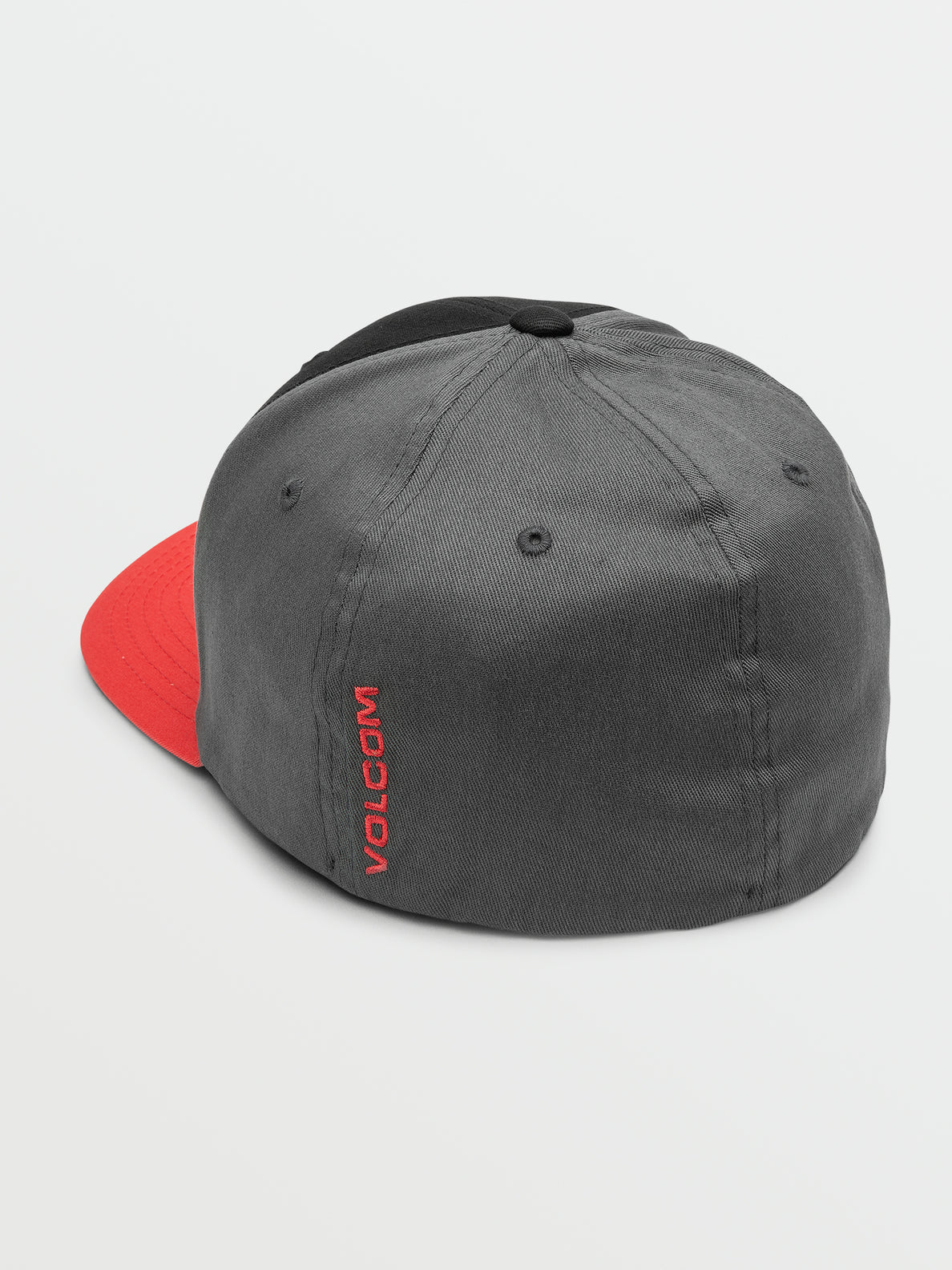 Full Stone Xfit Hat - Flame Red (D5511105_FLM) [B]