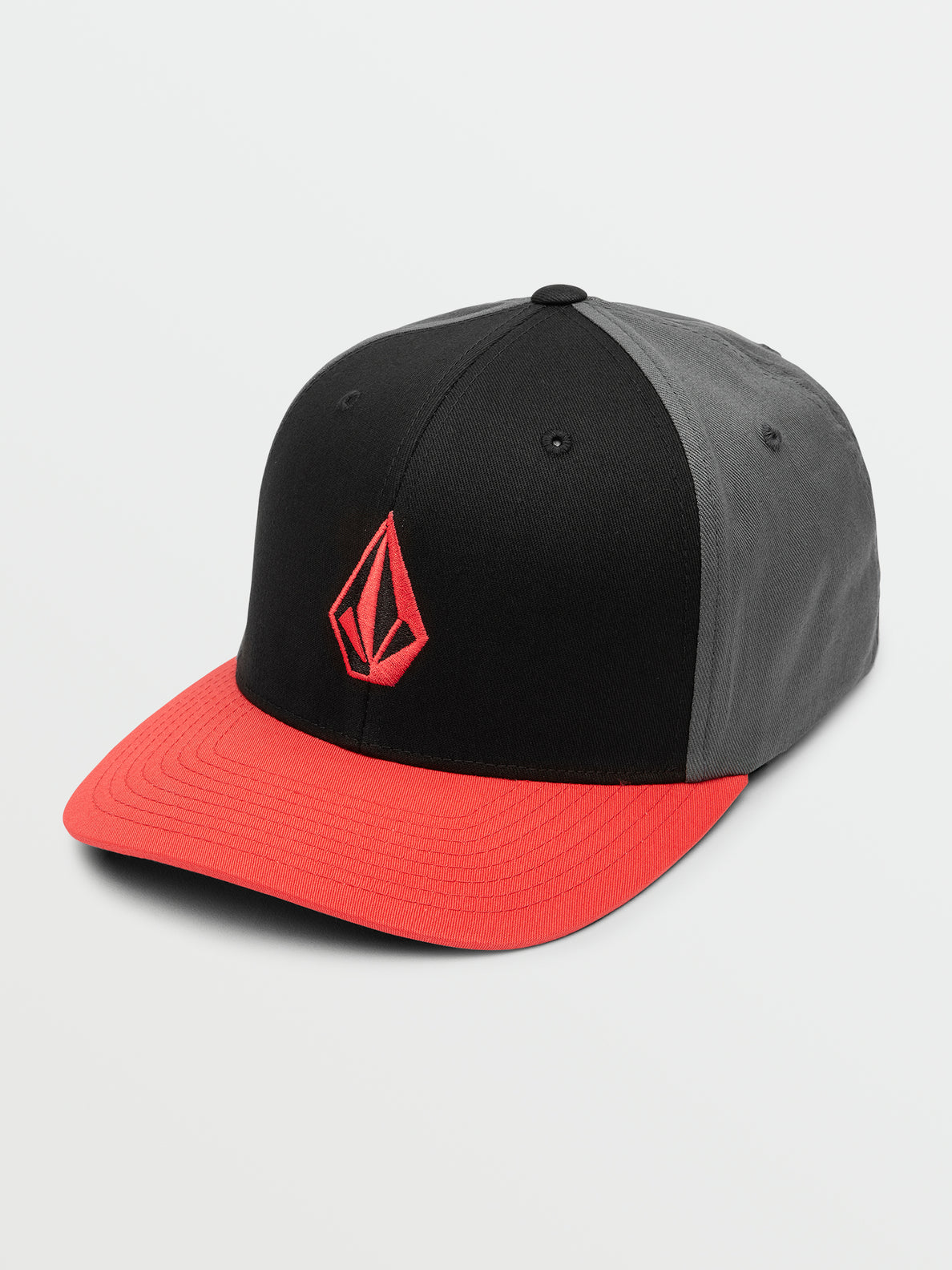Full Stone Xfit Hat - Flame Red (D5511105_FLM) [F]