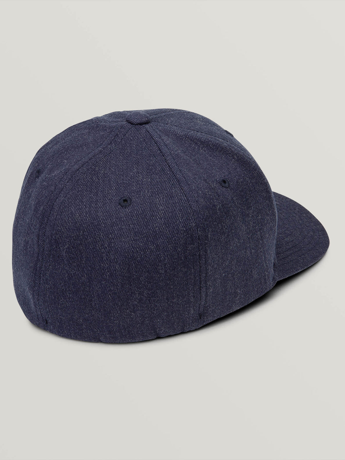 Full Stone Xfit Hat In Navy Heather, Back View