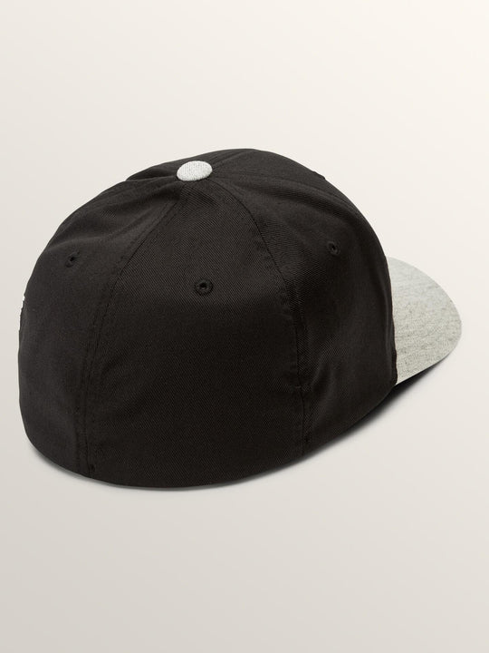Full Stone Xfit Hat In Storm, Back View