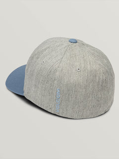 Full Stone Xfit Hat In Vintage Blue, Alternate View