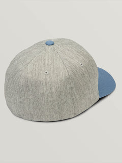 Full Stone Xfit Hat In Vintage Blue, Back View