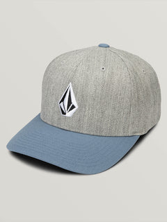 Full Stone Xfit Hat In Vintage Blue, Front View