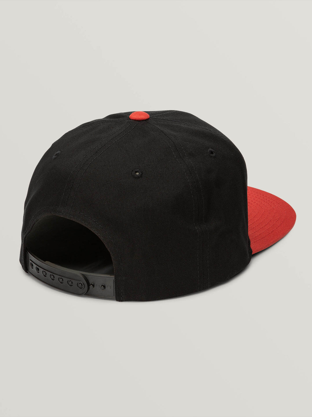 Quarter Twill Hat - Orange Red (D5511561_ORR) [B]